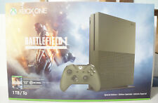 Microsoft Xbox One S Battlefield 1 Special Edition Console Bundle 1TB Limited