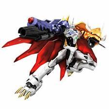 Digimon Omegamon Amplified Bandai Spirits Figure-Rise Standard