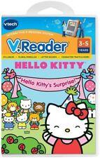 VTech V.Reader Cartridge - Hello Kitty Age 3-5
