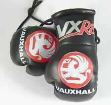 Vauxhall VXR8 (Black)  Mini boxing gloves ideal for rear view mirror