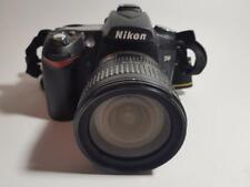 Nikon D90 12.3MP Digital SLR Camera - Black (Kit w/ VR 18-70 mm Lens)
