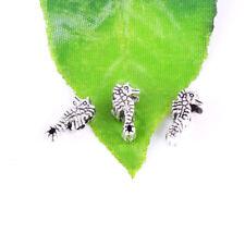 Loose Spacer Beads Fit European Bracelets 10pcs Antique Silver Big hole Seahorse