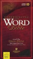 Experiencing the Word Bible; Holman 2005; 64 Compact Disc Read by David Payne