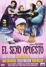THE OPPOSITE SEX **Dvd R2** June Allyson Joan Collins Dolores Gray, Ann Sheridan