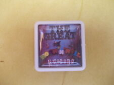SEX PISTOLS THE GREAT ROCK AND ROLL SWINDLE    ALBUM COVER    BADGE PIN