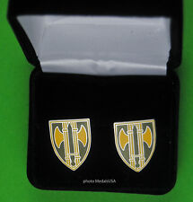 18th Military Police Brigade Cuff Links Army Cufflinks