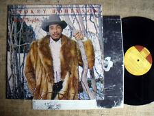 Smokey Robinson – Warm Thoughts  - - LP 33 giri