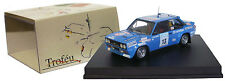 Trofeu 1420 Fiat 131 Abarth 2nd 1000 Lakes Rally 1977 - T Salonen 1/43 Scale