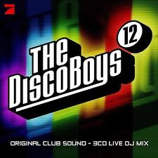 The Disco Boys Vol.12 - Original Clubsound - 3 CD Live DJ Mix   Neu OVP