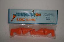 "Loc-Line 1/2"" Hose 90 Deg Round Nozzle w/ 1/4"" Dia Hole 51828 NEW!!!"