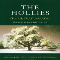 THE HOLLIES The Air That I Breathe The Very Best Of CD BRAND NEW