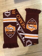AS ROMA FC Scarf Brand New Good Size Great Quality Knitted Scarf