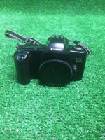 Canon EOS RebelX with Canon Zoom 35mm & Shoulder Strap Rare Fast FrEe Ship dark