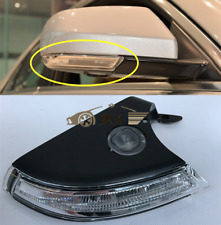 3PCS Rear View Mirror Trun Singal RH Light Lamp For Cadillac ATS ATS-L 2014-17