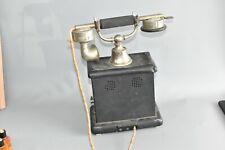 Antikes Kurbeltelefon /j3