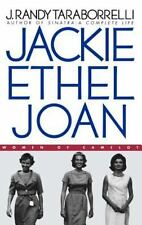 Jackie Ethel Joan : Women of Camelot by J. Randy Taraborrelli (2000, Hardcover)