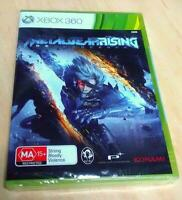 Metal Gear Rising Revengeance (Xbox 360) NEW Sealed RARE Aussie PAL Console Game