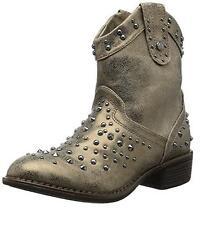 Bruno Banani Womens Real Love Cowboy Boots - Size 3 / EU 36