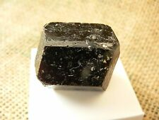 Schorl, Tourmaline, Natural Double Terminated crystal