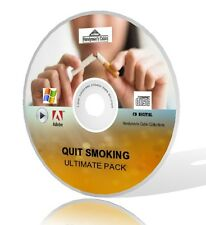 Quit Smoking Ultimate Pack - Videos, Audio MP3, Expert Guides and More! CD
