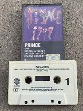 1982 PRINCE 1999 Album Cassette Tape (Warner Bros. Records) Little Red Corvette