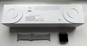 Apple Watch Edition - Series 5 Silver Titanium 44mm Cellular + GPS + Sport Band