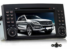 DVD Player für Mercedes Benz A B Klasse W169 W639 Vito Autoradio GPS Navi+Kamera