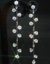 Beauty Stud White Gold Fine Earrings
