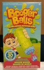 Funrise Booger Balls - Slimy, Gross, Outdoor Play Shaker Maker New In Box