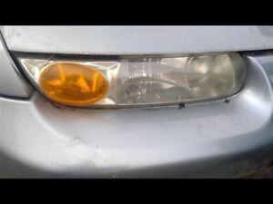 Passenger Right Headlight Sedan Fits 00-02 SATURN S SERIES 138992