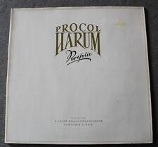 Procol Harum, portfolio, LP - 33 tours