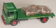 CORGI CLASSICS 97370 AEC 4 WHEEL FLATBED FEDERATION BREWERY LIMITED EDITION MIB