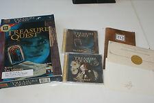 Treasure Quest PC Game Windows Unopened Sealed L#250