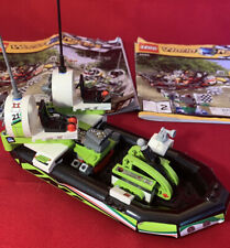 LEGO World Racers 8898 - One Boat and Manual (No figure)
