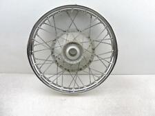 NOS Front Conical Hub Wheel Brake Drum Rim Spokes Triumph BSA 650 001