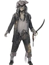 "Ghost Ship Ghoul Costume, Halloween Ghost Ship Fancy Dress, 46""-48"""