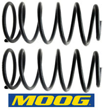 2 Coil Springs MOOG REAR Premium Constant Rate For Escape Tribute Mariner