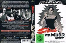SCHREI WENN DER TINGLER KOMMT --- The Tingler --- Blu-ray + DVD --- Rarität ---