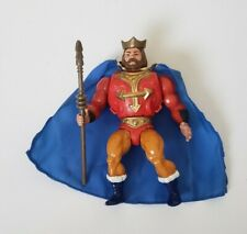Motu Masters Of The Universe King Randor  Action Figure VINTAGE COMPLETE
