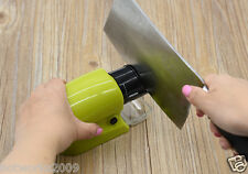 Pro Electric Knife Sharpener kitchen Knives Blades Drivers Swifty Sharp Tools