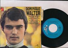 DOMINIQUE WALTER EP FRANCE GAINSBOURG FLECHE CLAUDE FRANCOIS