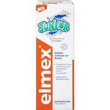ELMEX Junior Dental rinse 400 ml PZN 7040008