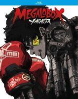 Megalobox: Season 1 [New Blu-ray] Standard Ed, 2 Pack