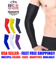 Copper Infuse Arm Brace Elbow Support Stocking Compression Sleeve Relief M-XXL