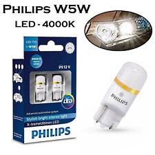 2x Philips W5W 12V 127994000KX2 X-treme Ultinon Warm Weiß Top Qualität Lampe