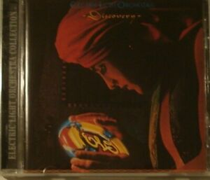 CD - Electric Light Orchestra - Discovery - EPIC