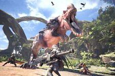 Monster Hunter World PC Steam Key Region Free