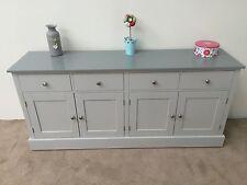 6ft New Solid Pine Dresser Base / Sideboard - Kitchen Unit