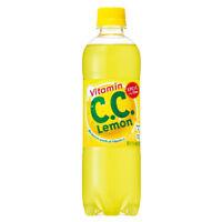 """Suntory """"CC Lemon"""" 500ml x 24 bottles"""