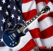 GIBSON USA 2018 Les Paul Standard High Performance Electric Guitar Cobalt Fade